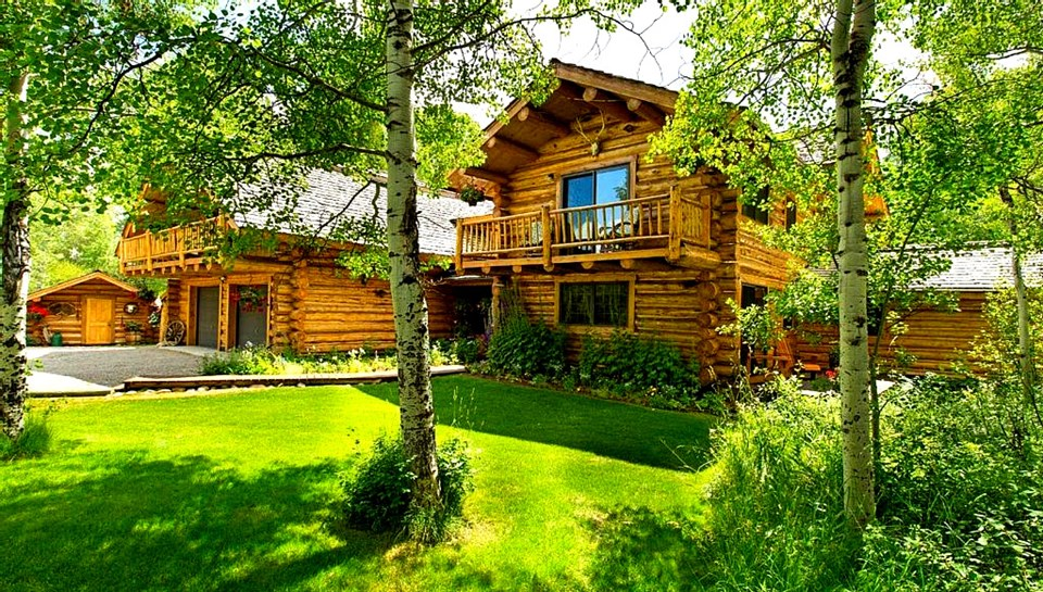 Wildflower Lodge at Jackson Hole Wyoming